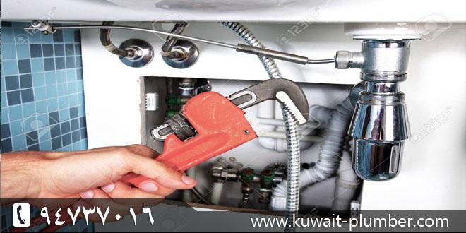 عمال سباكه الكويت