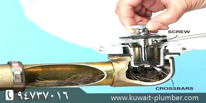 فني صحي تسليك مجاري في الكويت